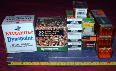 Info for 22lr Ammo Bulk 1000 Rounds